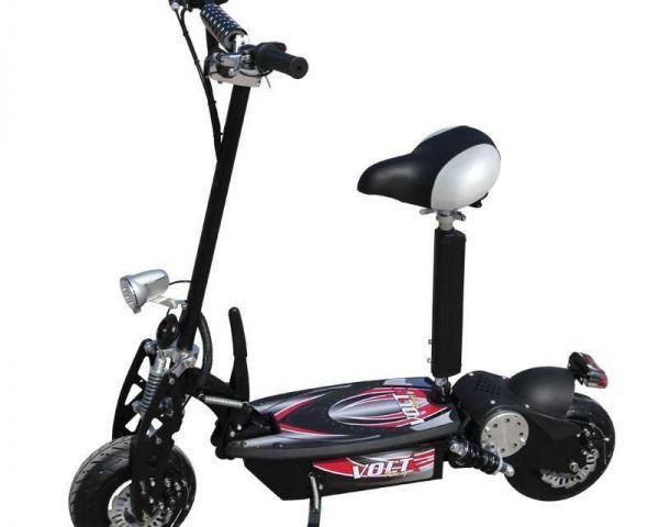 Fast Electric Scooter >> Electric Scooter Electric Bike 1600w 48v Fast Long Range Black