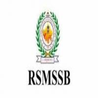 RSMSSB JSA Admit Card 2019