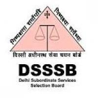 DSSSB JE 2019 Admit Card