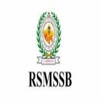 RSMSSB Lab Assistant Admit Card