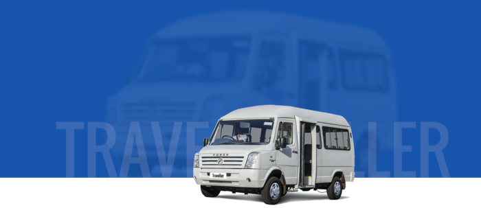 Force Traveller 3350 Wider Body