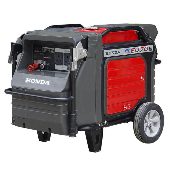 Portable Gensets Inverter Series EU70is