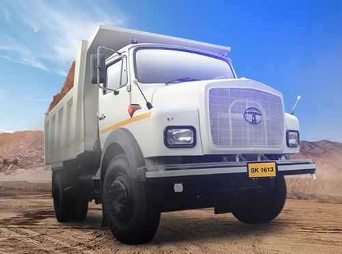 Tata SK 1613/36 8.5 CuM Box BSIV