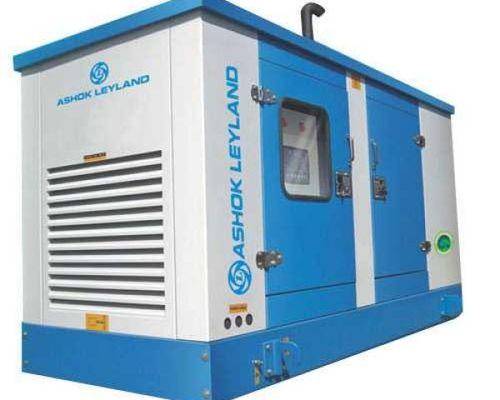 10 Kva Three Phase Ashok Leyland Silent Generator Price List