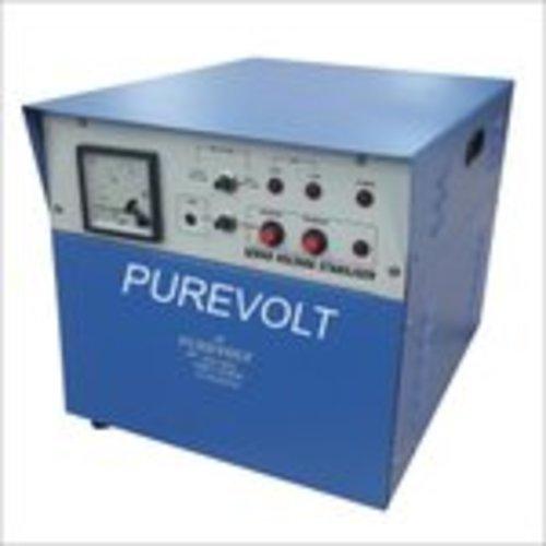 Purevolt 5 KVA 1P Input 170-270V Air Cooled Servo Voltage Stabilizer