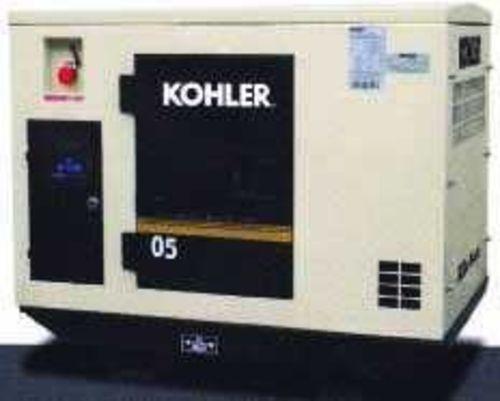5 KVA Kohler Silent Generator