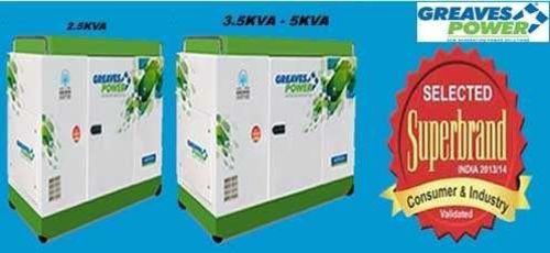 Greaves Diesel 5 KVA Generator