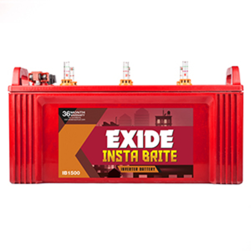 Exide Battery Price List - Price List - 1171 - Clickindia